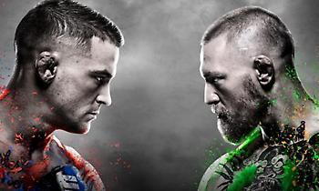 Poirier-McGregor2: «Πολύ διαφορετικός αγώνας από τον πρώτο. Φαβορί ο ΜακΓκρέγκορ αλλά...»