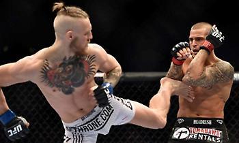 McGregor-Poirier: Όλο το πρώτο παιχνίδι των δύο μαχητών (video)