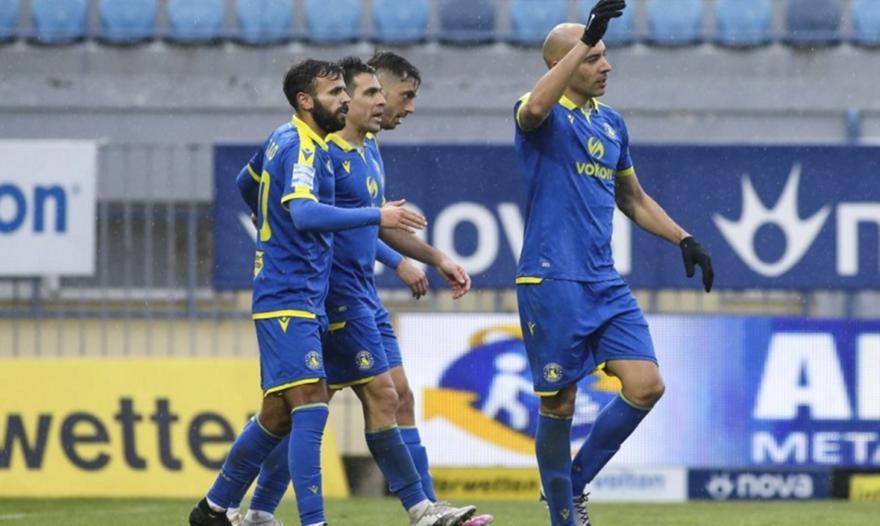 Αστέρας Τρίπολης-ΑΕΛ 1-0