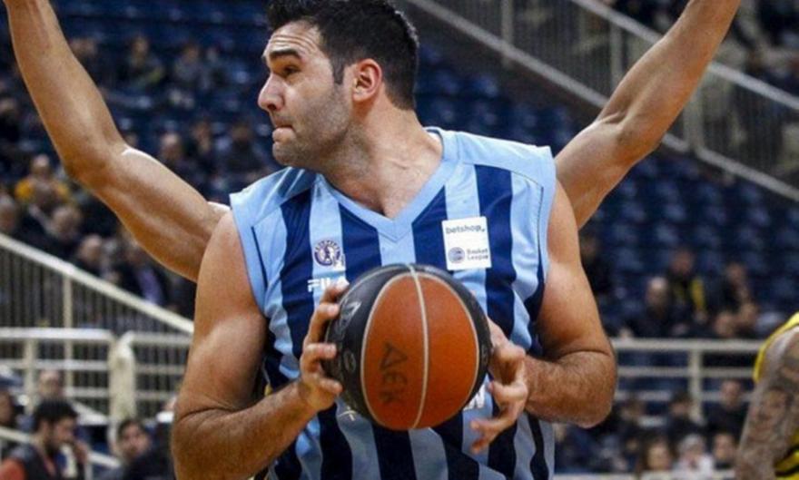 Ξόφλησε τον Μαυροειδή ο Κολοσσός και άρθηκε το ban της FIBA