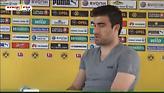 Παπασταθόπουλος το 2014 στο sport-fm.gr: «Αν δεν με θέλει η ΑΕΚ, τότε μπορεί να επιλέξω Ολυμπιακό»