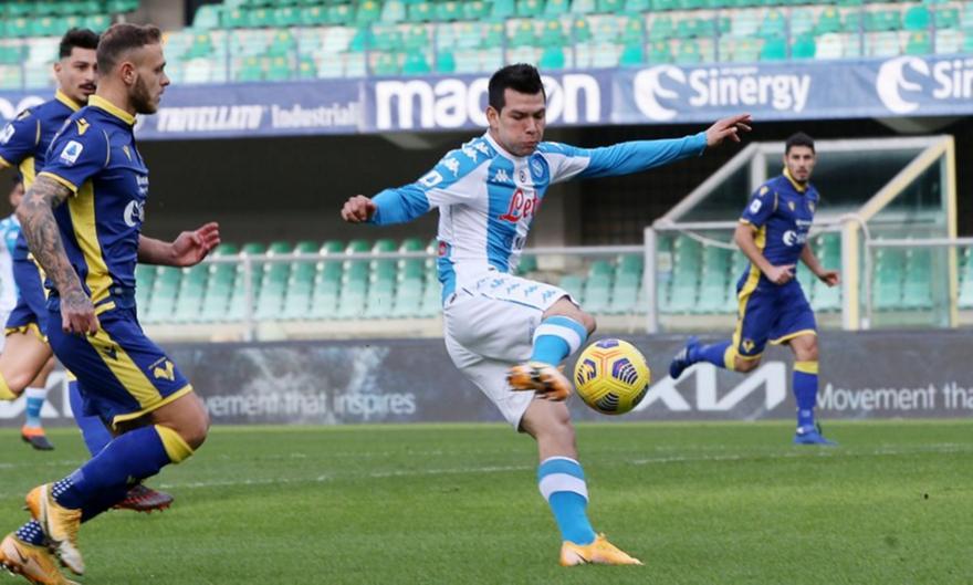 Ο Λοσάνο πέτυχε το δεύτερο πιο γρήγορο γκολ στην ιστορία της Serie A!
