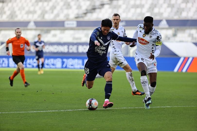 Μπορντό-Ανζέ 2-1