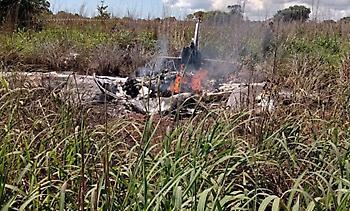 ΣΟΚ: Νεκροί τέσσερις παίκτες και ο πρόεδρος βραζιλιάνικης ομάδας μετά από πτώση αεροπλάνου