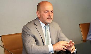Αλαφούζος: «Θλιβερή η μετάδοση της Super League 2 από την ΕΡΤ»