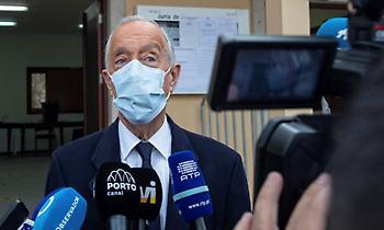 Πορτογαλία - Εκλογές: Επανεκλογή ντε Σόουζα από τον πρώτο γύρο «δείχνουν» τα exit polls