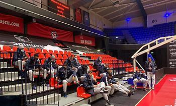 Έφτασε Ολλανδία για τα προκριματικά του FIBA Europe Cup ο Ηρακλής