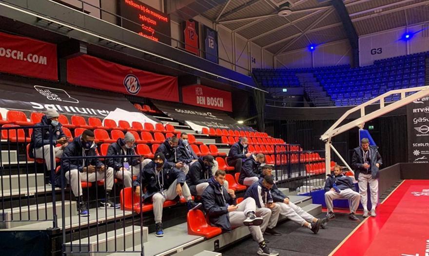 Ηρακλής: Έφτασε Ολλανδία για τα προκριματικά του FIBA Europe Cup