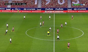 Τα highlights του Ατλέτικο Μαδρίτης-Βαλένθια (vid)