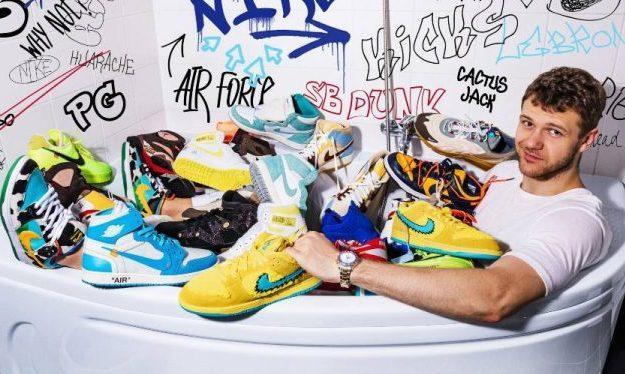 Αντρέι Ζούμπκοφ, ο Ρώσος βασιλιάς των sneakers