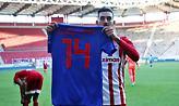 Ολυμπιακός: Best Goal στη 17η αγωνιστική από τον Χασάν