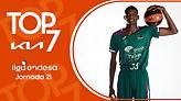 Ένας 17χρονος με διπλή παρουσία στο Top 7 της Liga Endesa