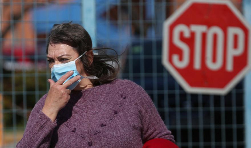 Κορωνοϊός-Ελλάδα: 436 νέα κρούσματα - 286 διασωληνωμένοι -25 νεκροί