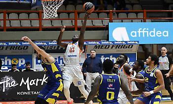 Basket League: MVP της αγωνιστικής ο Τζέριαν Γκραντ