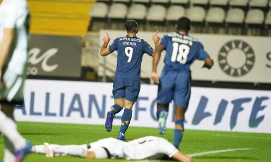 Φαρένσε-Πόρτο 0-1