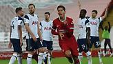 Premier League: Για την ανάκαμψη η Λίβερπουλ στο ντέρμπι με την Τότεναμ