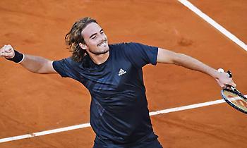 Τσιτσιπάς: «Θέλω να εξελιχθώ, όχι μόνο στο τένις»