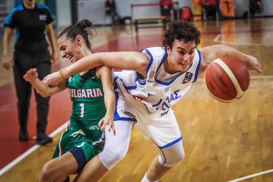 Σπανού: «Σημαντικό να είμαστε και πάλι στο Ευρωμπάσκετ»