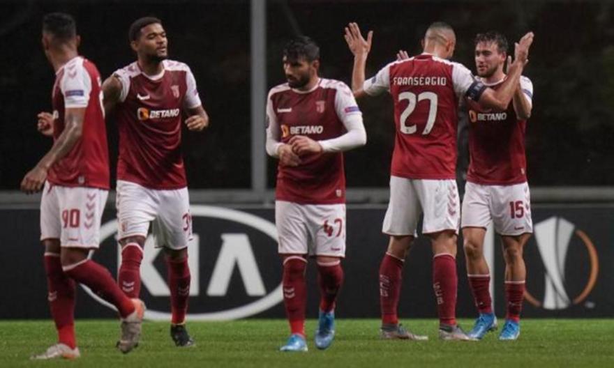 Μπράγκα-Ζιλ Βισέντε 1-0