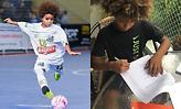 Ξεπέρασε Μέσι και Νεϊμάρ: Η Nike υπέγραψε συμβόλαιο με 8χρονο παίκτη futsal (video)