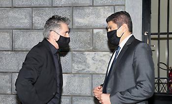 Ζαγοράκης: Ενημέρωσε Μητσοτάκη πως διεκδικεί την προεδρία της ΕΠΟ