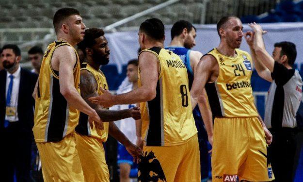 Basketball Champions League: Οι πιθανοί αντίπαλοι της ΑΕΚ στα playoff