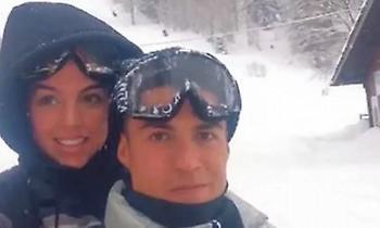 Παραβίασαν την καραντίνα Ρονάλντο και Τζορτζίνα και πήγαν στα χιόνια!