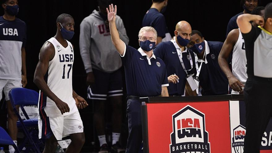 Team USA: Με βετεράνους ΝΒΑers και πρώην παίκτες της Α1 η αποστολή