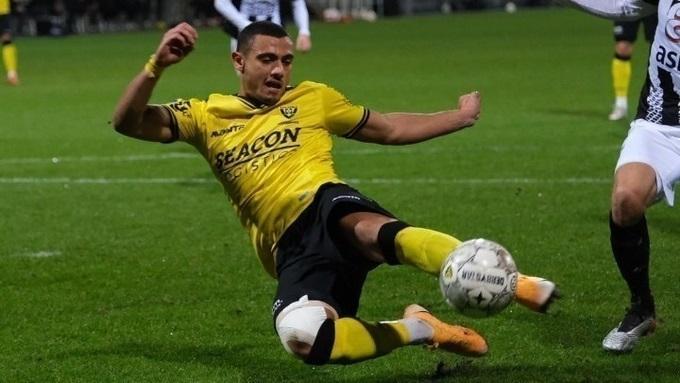 Γιακουμάκης: Παίκτης του μήνα τον Ιανουάριο στην Ολλανδία