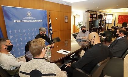 Γκαγκαλούδης: «Η ΕΟΚ δεν έχει στείλει ποτέ αίτημα επανέναρξης για καμία κατηγορία»