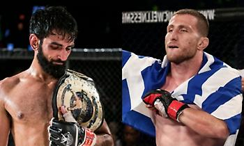 Αυτός είναι ο νέος αντίπαλος του Μιχαηλίδη στο UFC!