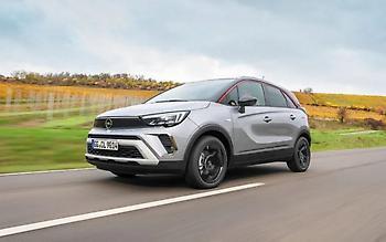 Crossland: Τo νέο «πρόσωπο» της Opel