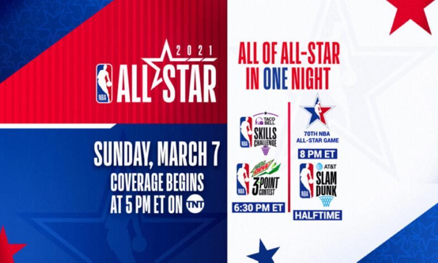 ΝΒΑ: Και επίσημα All-Star Game στις 7 Μαρτίου!