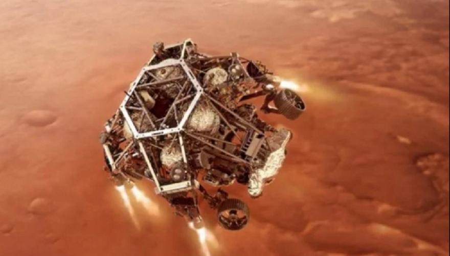 Perseverance: Ιστορική προσεδάφιση στον Άρη!
