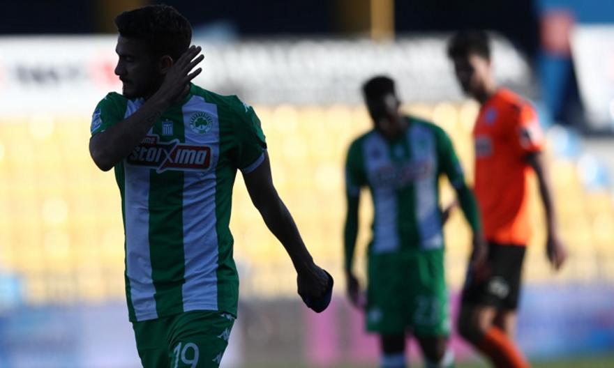 Παγκάκης: «Ο Παναθηναϊκός έχασε το ματς, όχι την πρόκριση»