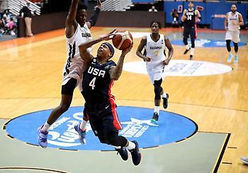 Έλαμψε με την Team USA ο Αϊζέια Τόμας
