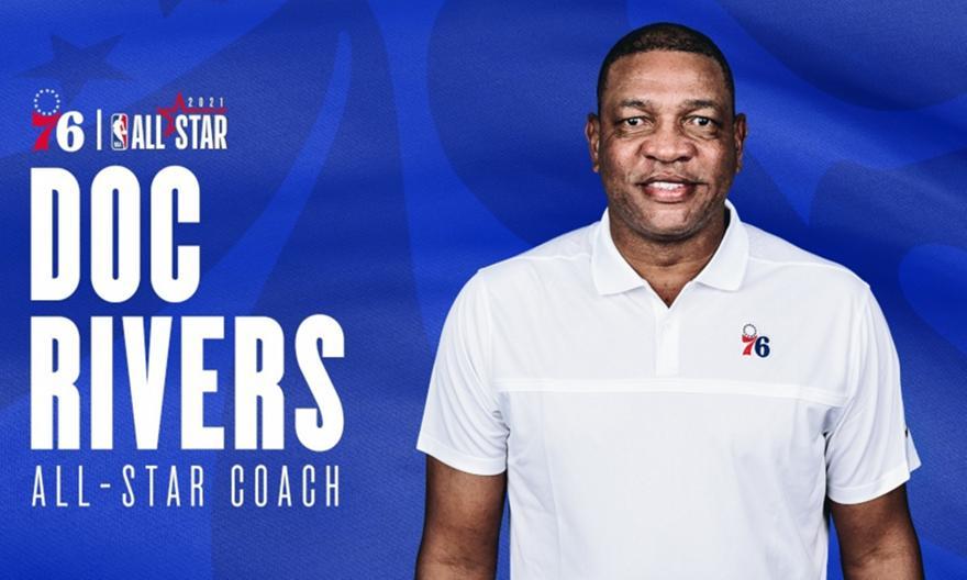 NBA All Star: Προπονητής στην «team Durant» ο Ντοκ Ρίβερς