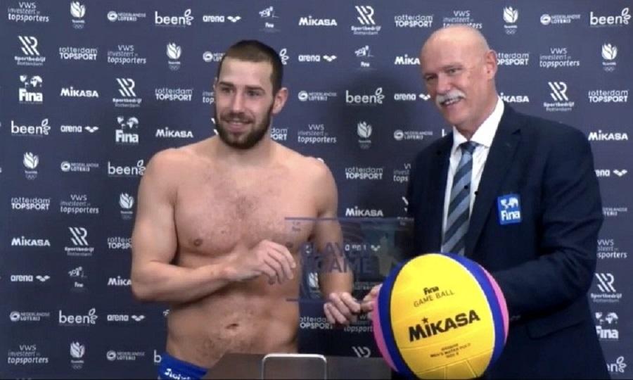 Βλαχόπουλος: «Διατηρήσαμε την παράδοση, η ομάδα αυτή έχει δυνατότητες»