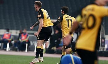 Το καλύτερο ματς της ΑΕΚ το '21 απέναντι σε όλους τους δικούς της ανθρώπους