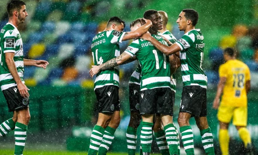 Σπόρτινγκ Λισαβόνας-Πορτιμονένσε 2-0