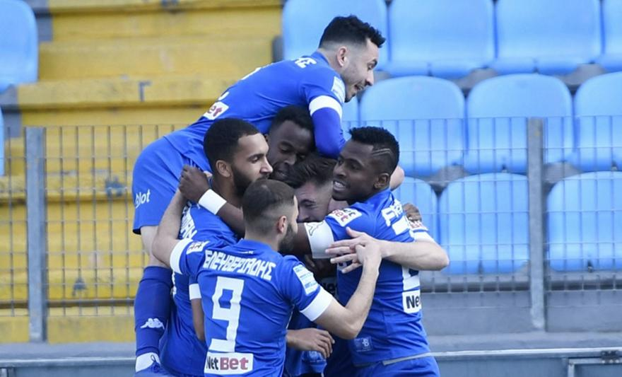 ΠΑΣ Γιάννινα-ΟΦΗ 1-0