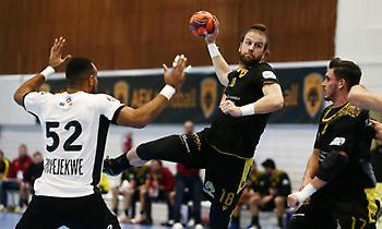 Επική πρόκριση στους «8» του EHF European Cup για την ΑΕΚ!
