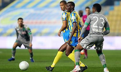 Παναιτωλικός-Παναθηναϊκός 1-0