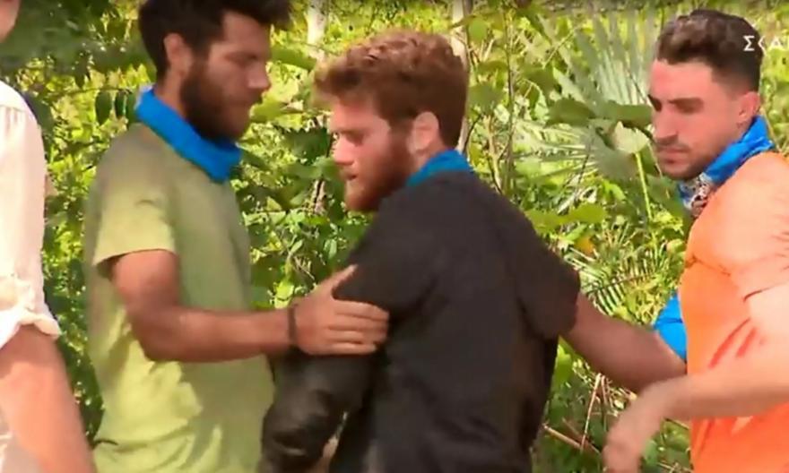 Survivor: Μεταφέρθηκε στο νοσοκομείο ο Τζέιμς