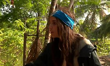 Survivor: Άννα-Μαρία σε Ελευθερία... «Με λες κλέφτρα;»