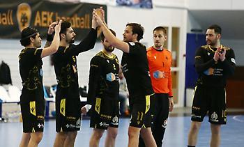 Η Νέβα στο δρόμο της ΑΕΚ στο EHF European Cup