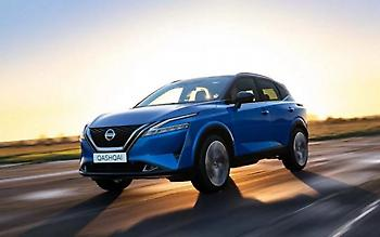 Το νέο Nissan Qashqai