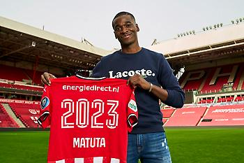 Ανανέωσε με Ματούτα η PSV πριν τη ρεβάνς με Ολυμπιακό