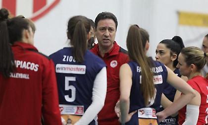 Κρούσμα κορωνοϊού στη γυναικεία ομάδα βόλεϊ του Ολυμπιακού