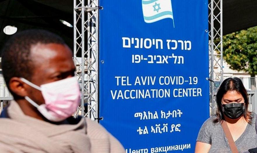 Κορωνοϊός-Ισραήλ: Δόσεις εμβολίων σε Παλαιστίνιους κι άλλες χώρες